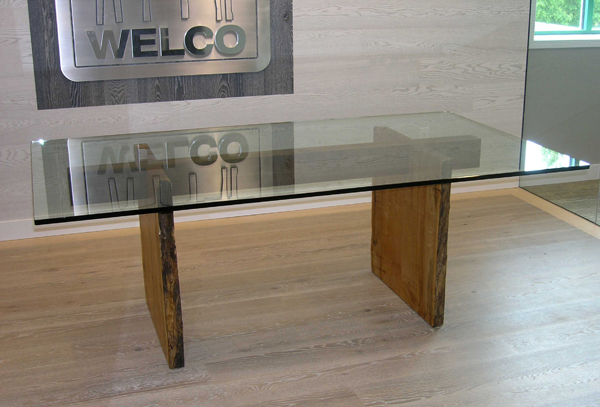 Photo of the Catalpa Boardroom Table