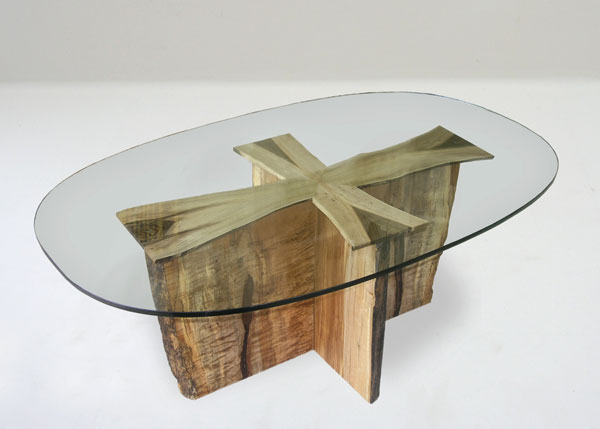 Photo of the Cherry Coffee Table
